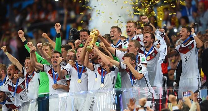 Dünya Kupasında heyecan başlıyor