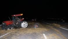 Edirne trafik kazası: 1 ölü