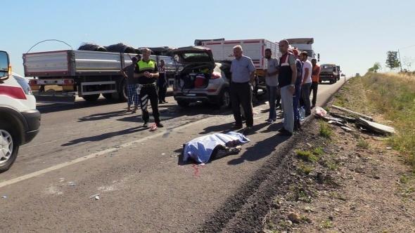 Konya'da dehşete düşüren kaza!