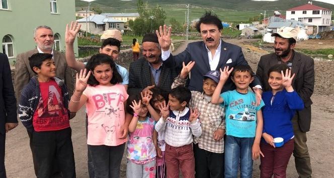 Aydemir: 'Ak önderle, ezberleri bozacağız'