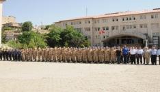 Şırnakta Jandarmanın 179uncu kuruluş yıldönümü kutlaması
