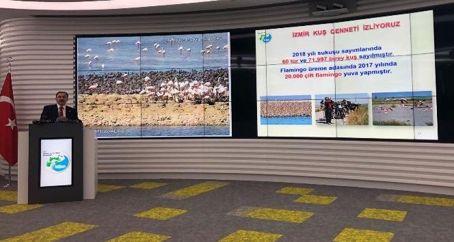 Bakan Eroğlu, Acil Durum Yönetim Merkezi'nin tanıtımını yaptı