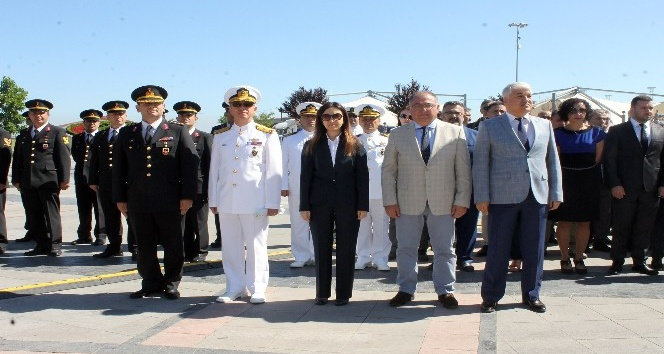 Yalovada jandarmanın kuruluş yıl dönümü törenle kutlandı