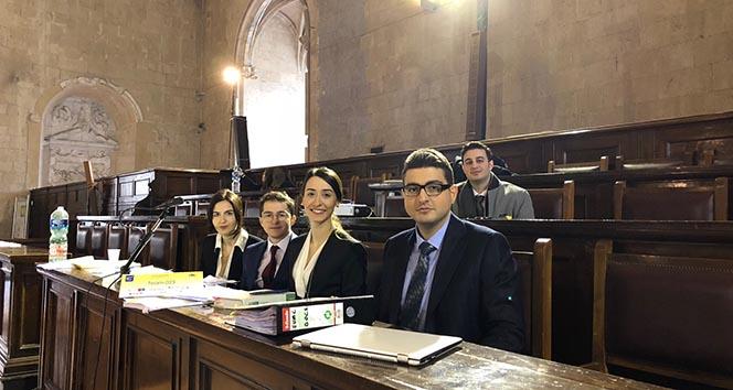 Bilgi Hukuk takımı Avrupa Şampiyonu oldu