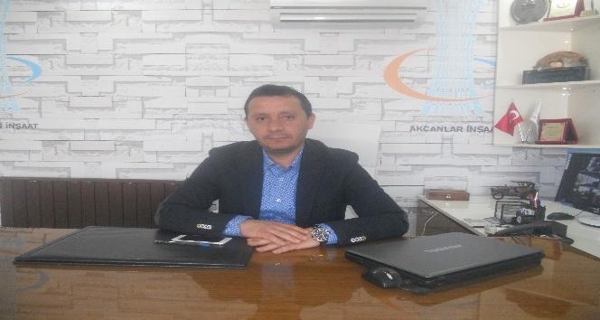 İş Adamı Akcan İslam aleminin Ramazan Bayramını kutladı