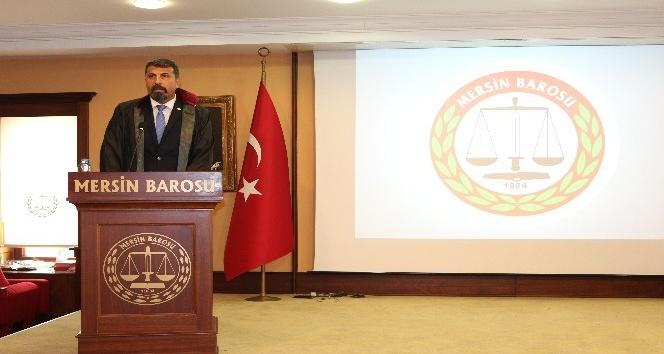 Baro Başkanı Yeşilboğaz:
