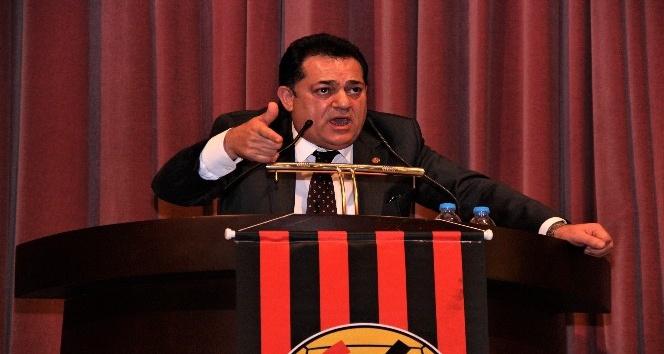 Eskişehirspor mali kongresi gerçekleştirildi