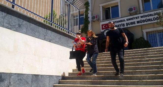Fatih'te bavuldan çıkan cesetle ilgili gözaltına alınanlar adliyede