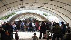 Ramazan Bayramı için 52 bin 114 Suriyeli ülkesine gitti