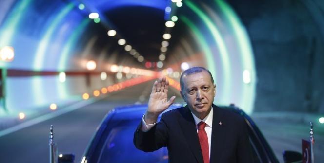 Açılışını Cumhurbaşkanı Erdoğan yaptı! 138 yıllık hayal gerçek oldu