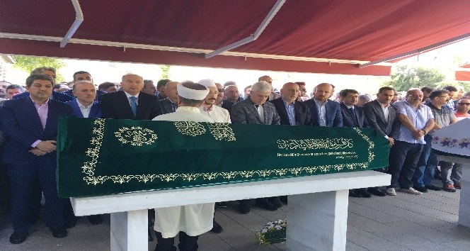 İş adamı Mehmet Yeşildağ son yolculuğuna uğurlandı