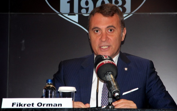 Fikret Orman'dan transfer itirafı! 'İmzaladık...'