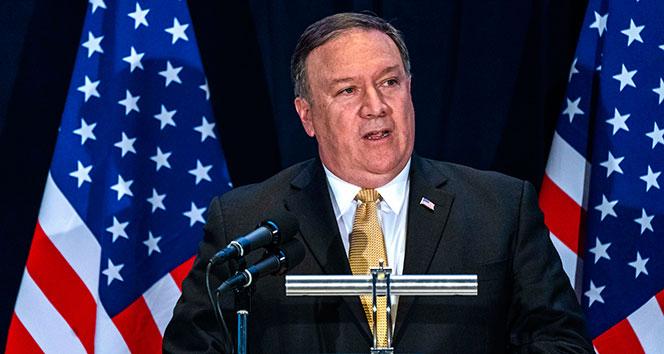 ABD Dışişleri Bakanı Pompeo: 'Kuzey Kore 2 yıl içinde silahsızlanmalı'