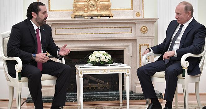 Putin, Ermenistan Başbakanı Paşinyan ile görüştü