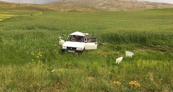 Sivasta iki ayrı trafik kazası: 10 yaralı