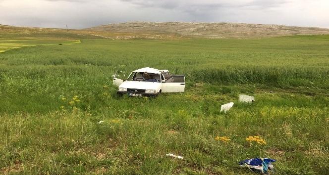 Sivas'ta iki ayrı trafik kazası: 10 yaralı