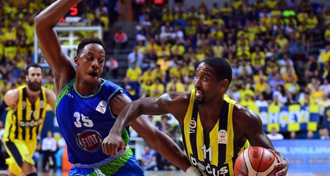 Potada şampiyon Fenerbahçe Doğuş