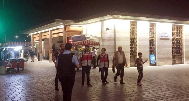 İstanbul'da 154 farklı noktada Huzur Arife Uygulaması