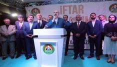 Bakan Kurtulmuş: Türkün, Kürtün ya da Arapın birbirinden ayrı geleceği yok