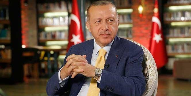 Cumhurbaşkanı Recep Tayyip Erdoğan: 'Ekonomi sadece cepteki para değildir'