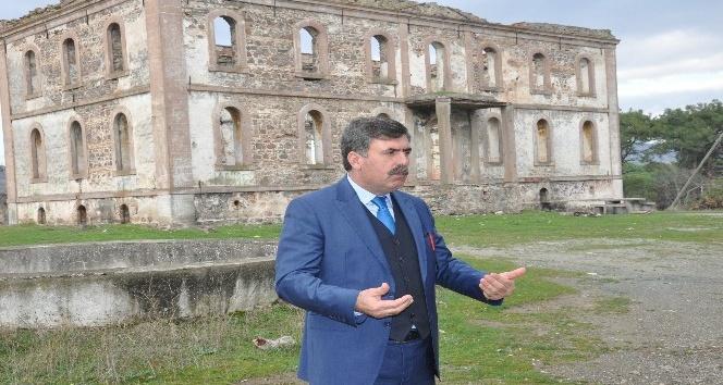 Tarihi okul restore edilecek