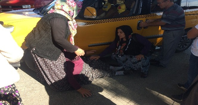 Eğirdir'de trafik kazası: 1 yaralı