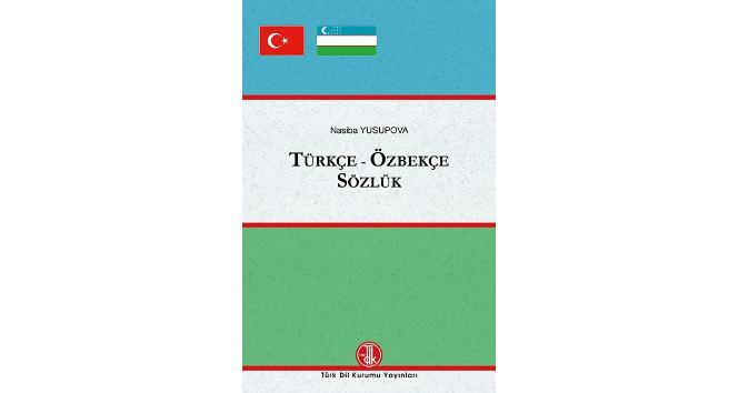 TDK'den Türkçe-Özbekçe Sözlük