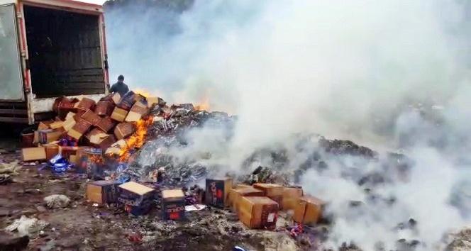 Diyarbakır'da gıda terörüne darbe