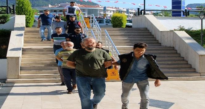 FETÖ'nün yeni yapılanmasına 11 tutuklama