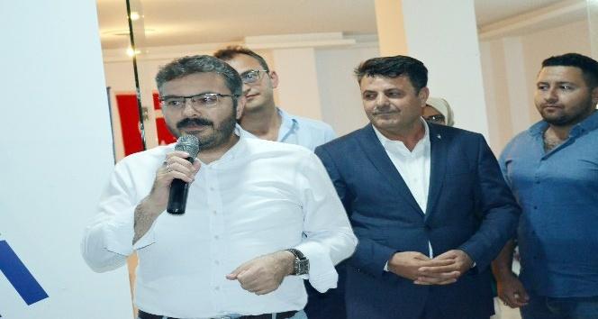 "AK Partili Özmen ""24 Haziran'da ikinci bayramımızı kutlayacağız"""