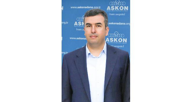 ASKON'un iftar çadırında 30 bin kişiye iftar verildi