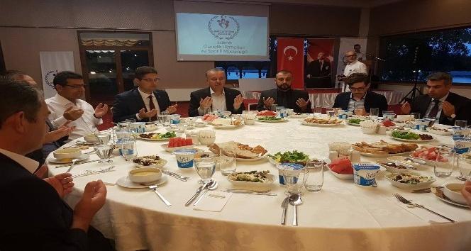 Edirne'de amatör spor kulüplerine 235 bin TL'lik yardım