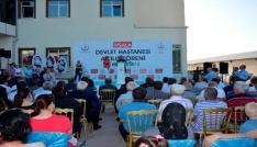 İpsala 30 Yataklı Devlet Hastanesi hizmete açıldı