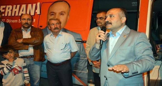 """MHP'li Usta: """"Cumhur İttifakı'nı seçimlere yönelik bir ittifak olarak görmemek lazım"""""""