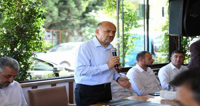 Başbakan Yardımcısı Işık'tan Kartepe'ye üniversite müjdesi