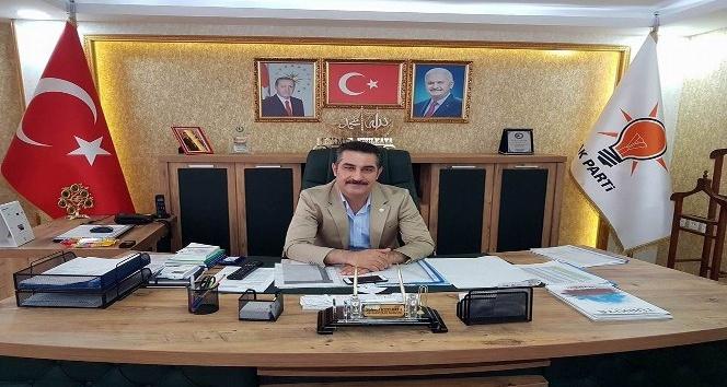 """Kızılkaya: """"AK Parti ülkeyi çağdaş ve müreffeh bir seviyeye çıkardı"""""""