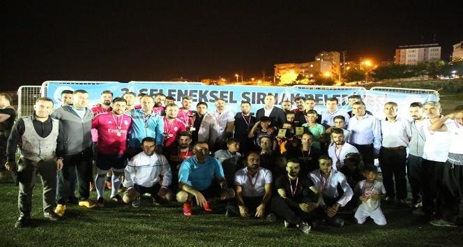 Şırnak Belediyesinin 2. Geleneksel Spor Şenlikleri tamamlandı