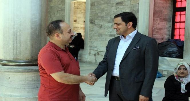 AK Parti İstanbul Milletvekili adayı Baykurt: