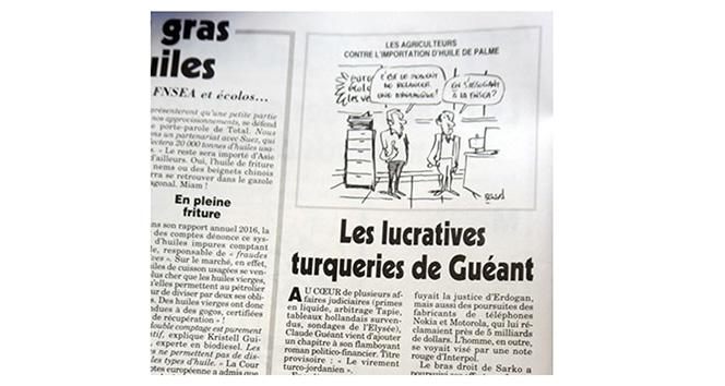 Fransız gazetesinden Cem Uzan iddiası