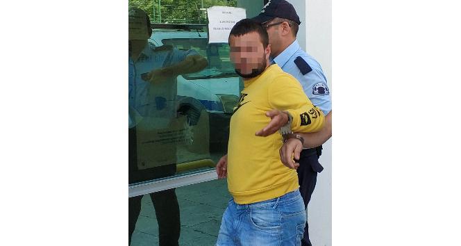 Kantar hırsızlarından biri hapis cezasından dolayı tutuklandı