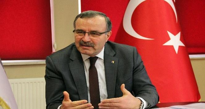 OSBÜK Başkanı Kütükcü'den Ramazan Bayramı mesajı