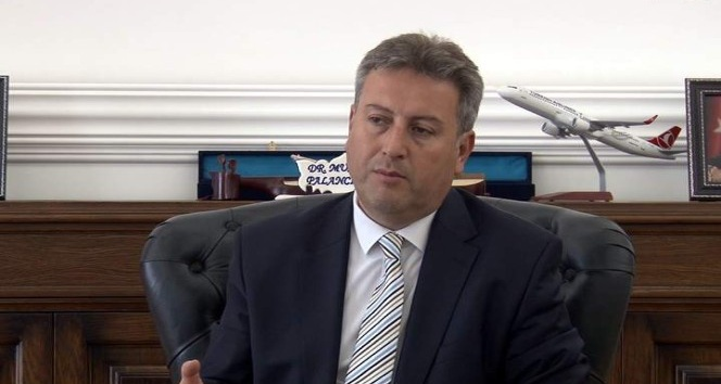 Talas Belediye Başkanı Palancıoğlu yatırımları anlattı