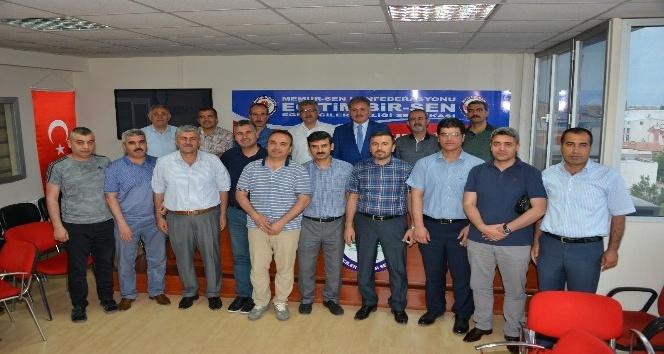 AK Parti Malatya milletvekili adayı Ahmet Çakır: