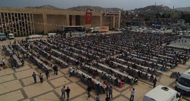 Şanlıurfa'da Büyükşehir Belediyesi ile ramazan ayı etkinliklerle geçti