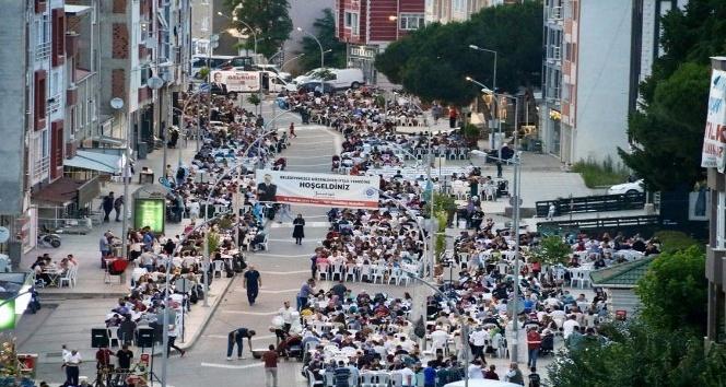 Biga Belediyesi Ramazan boyunca binlerce Bigalı'yı buluşturdu