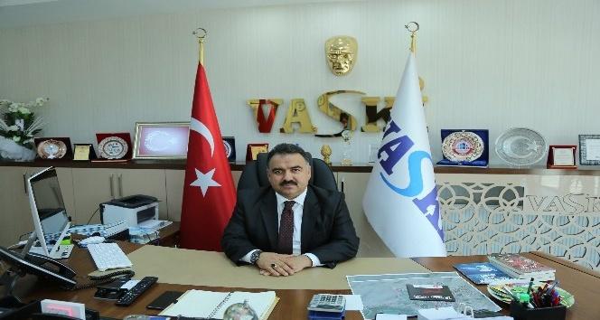 """Vaski Genel Müdürü Ali Tekataş: """"Bayramlar kardeşliğimizin teminatıdır"""""""
