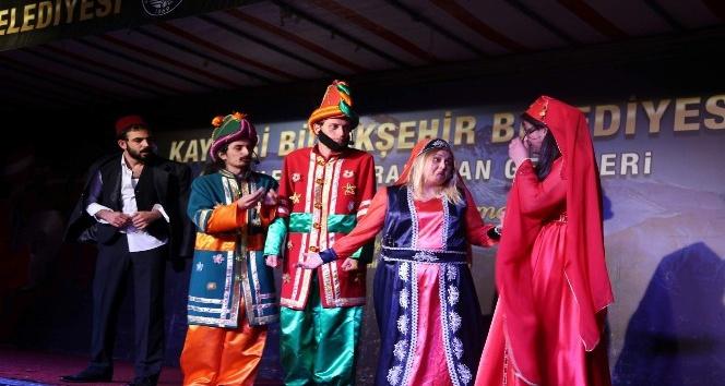 Geleneksel Ramazan Tırı Sindelhöyük'de