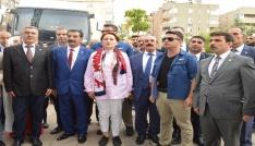 """İYİ Parti Genel Başkanı Akşener: """"Kürtlerle ilgili beyanda bulunmayan tek kişi benim, bu yüzden her önüne gelen bana çemkiriyor"""""""
