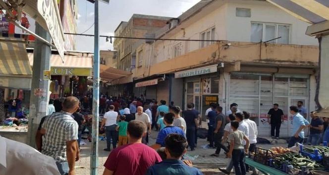 Milletvekilinin esnaf gezisi sırasında silahlı kavga: 6 yaralı