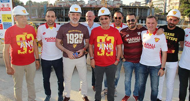 Mehmet Sepil: Yeni stat Göztepenin miladı olacak